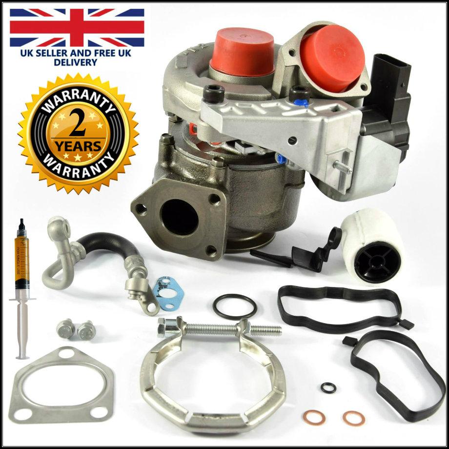 Turbocharger no. 49135-05671 for BMW 120d, 320d - (E87 ...