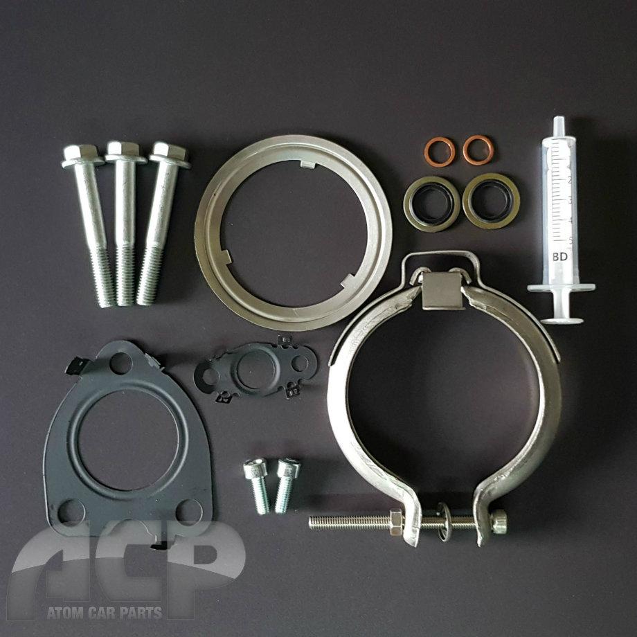 Turbocharger Gasket Kit Land-Rover Freelander 2.2 TD4 160HP-118KW 753546